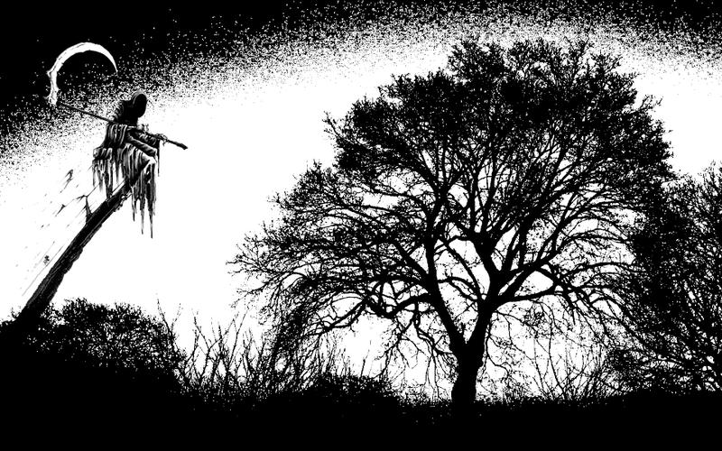 Musta Kassi Kuu : Musta kuu hullunkuunaika sivu